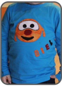 camiseta MIC niño